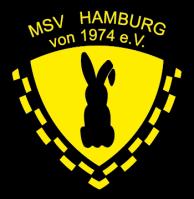 Vereinswappen: Mümmelmannsberger Sportverein von 1974 e.V. MSV Hamburg – Mein Sportverein.